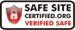 MarketBeat.com has been verified as safe by SafeSiteCertified